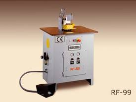TRIMMER TOP & BOTTOM MACHINE WITH Air Tools LIFT OF TOP TRIM UNIT RF-99N CEHISA - picture1' - Click to enlarge