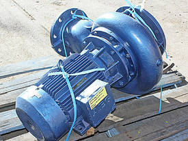AEG Centrifugal Pump 8 x 6 150-250N 10HSP 7.5KW - picture0' - Click to enlarge