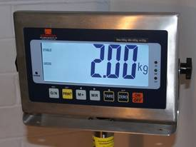 Bench scale: Waterproof - Up to 30kg -