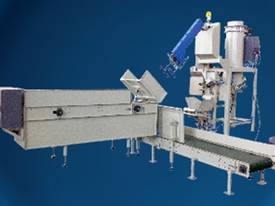 Pneumatic Valve Packer: Powders & Granules - PVPE  - picture1' - Click to enlarge