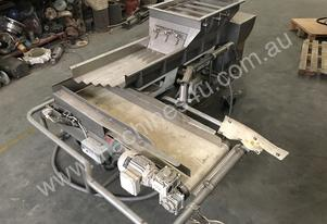 feeder and weigh belt