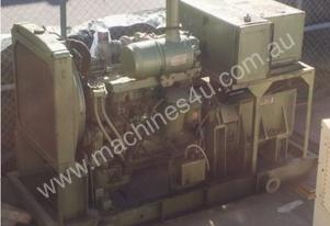 165kVA three phase generator set