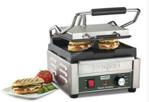 Waring WFG-150NA Single Panini Machine