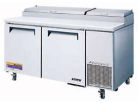iLab iG160 2 Door Refrigerated Pizza Prep Counter - picture1' - Click to enlarge