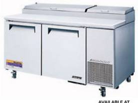 iLab iG160 2 Door Refrigerated Pizza Prep Counter - picture0' - Click to enlarge