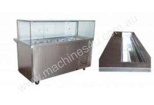 Anvil Aire SBH2400 SANDWICH BAR 2 1/2 DOOR 2400