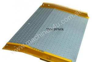 Container Ramp 6000-kg, SITS ON TOP OF CONTAINER++