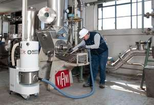 Nilfisk White Line Industrial Vacuum IVS VHW 320 LC AD