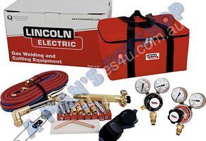 OXY ACETYLENE KIT CUTS TO 150MM  LINCOLN