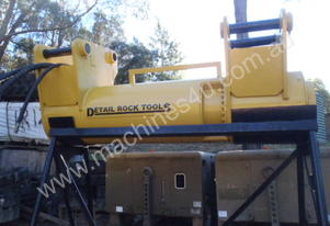 DETAIL ROCK TOOLS Rock Saw DRT