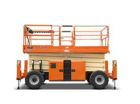 JLG 430LRT Engine Powered Scissor Lifts - picture0' - Click to enlarge