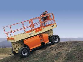 JLG 430LRT Engine Powered Scissor Lifts - picture15' - Click to enlarge