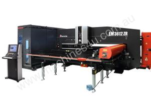 Amada EM-ZRT - Highly Automated Servo-Electric Turret Punch Press