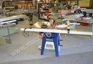 Rikon 250mm table saw