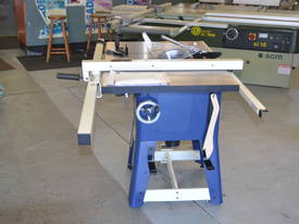 250mm table saw - picture4' - Click to enlarge