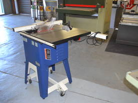 250mm table saw - picture5' - Click to enlarge