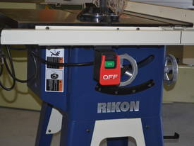 250mm table saw - picture8' - Click to enlarge