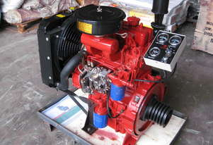 Cougar 2110D 35HP Diesel Engine - Twin Cylinder