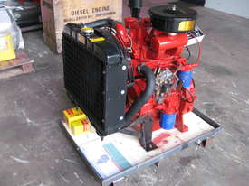 Cougar 2110D 35HP Diesel Engine - Twin Cylinder - picture1' - Click to enlarge