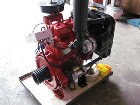 Cougar 2110D 35HP Diesel Engine - Twin Cylinder - picture4' - Click to enlarge