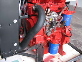 Cougar 2110D 35HP Diesel Engine - Twin Cylinder - picture2' - Click to enlarge