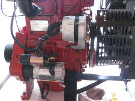 Cougar 2110D 35HP Diesel Engine - Twin Cylinder - picture6' - Click to enlarge