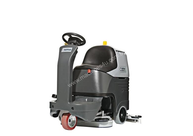 Nilfisk. BR752 Ride on Scrubber/Dryer