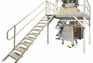 Complete Weighing and Bagging Line (5x forming sho