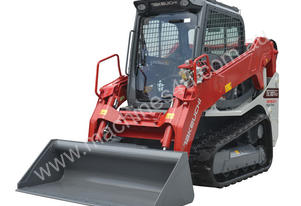 NEW TAKEUCHI TL10V2 4.6T 74HP VERTICAL LIFT TRACK LOADER