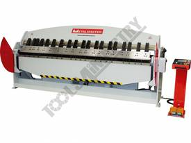 Metalmaster Hydraulic NC Panbrake 3000mm x 3.2mm - picture0' - Click to enlarge