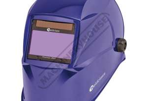 PROMAX 350 Auto Darken Welding Helmet - 9~13 Shade Suits Mig, Tig, Arc & Includes Grinding Function