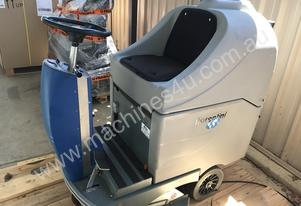 Fiorentini ET-75 ride on scrubber
