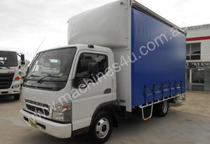 2009 Mitsubishi Fuso Canter 3.5t Tautliner