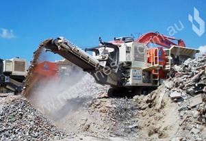 Gasparin   GI 106C Jaw Crusher