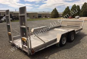 Everything Alloy 2000kg 5mx2m Tandem Trailer