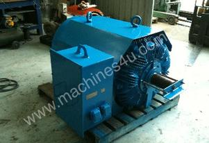 Teco 315kw AC Electric Motor