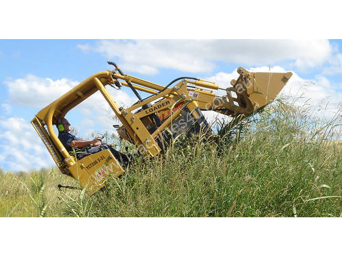 East Wind 35HP Loader Dozer with PTO