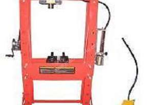75 TON AIR HYDRAULIC SHOP PRESS LIGHT DUTY