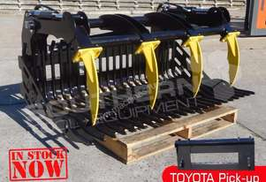 1676 - 2000 mm Grapple Bucket suit Toyota loaders
