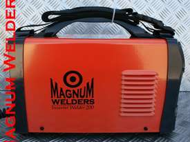 Magnum Welders Arc200 MMA/Lift Tig 200amp Welder $350 - picture2' - Click to enlarge