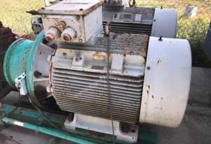 110 kw 150 hp 4 pole 415 v AC Electric Motor