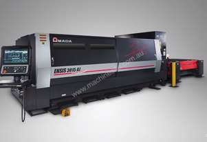 ENSIS 3kw - Fiber Laser with Expanded Capabilities