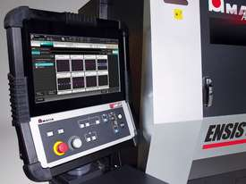 Amada ENSIS 3kw Fiber Laser - High speed processing of thin to thick material  - picture7' - Click to enlarge