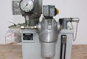 VOGEL HYDAC HIGH PRESSURE CENTRAL LUBRICATION PUMP