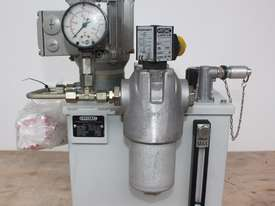VOGEL HYDAC HIGH PRESSURE CENTRAL LUBRICATION PUMP - picture0' - Click to enlarge