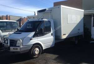 Ford transit Refrigerated pantech