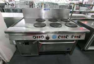 6 element Electric range Goldstein