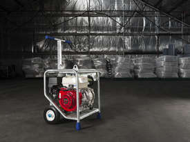 6kVA Generator - Highly Portable and Robust petrol generator - picture1' - Click to enlarge
