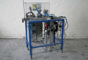 Custom Built Extrusion Processing Line 4