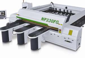 NANXING Computer Beam Saw NP330FG or option NP380FG
